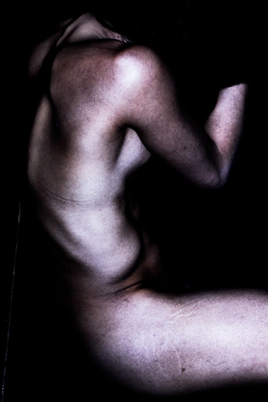 Melissa Spiccia | ON THE THIRD DAY MELISSA SPICCIA Distorted body
