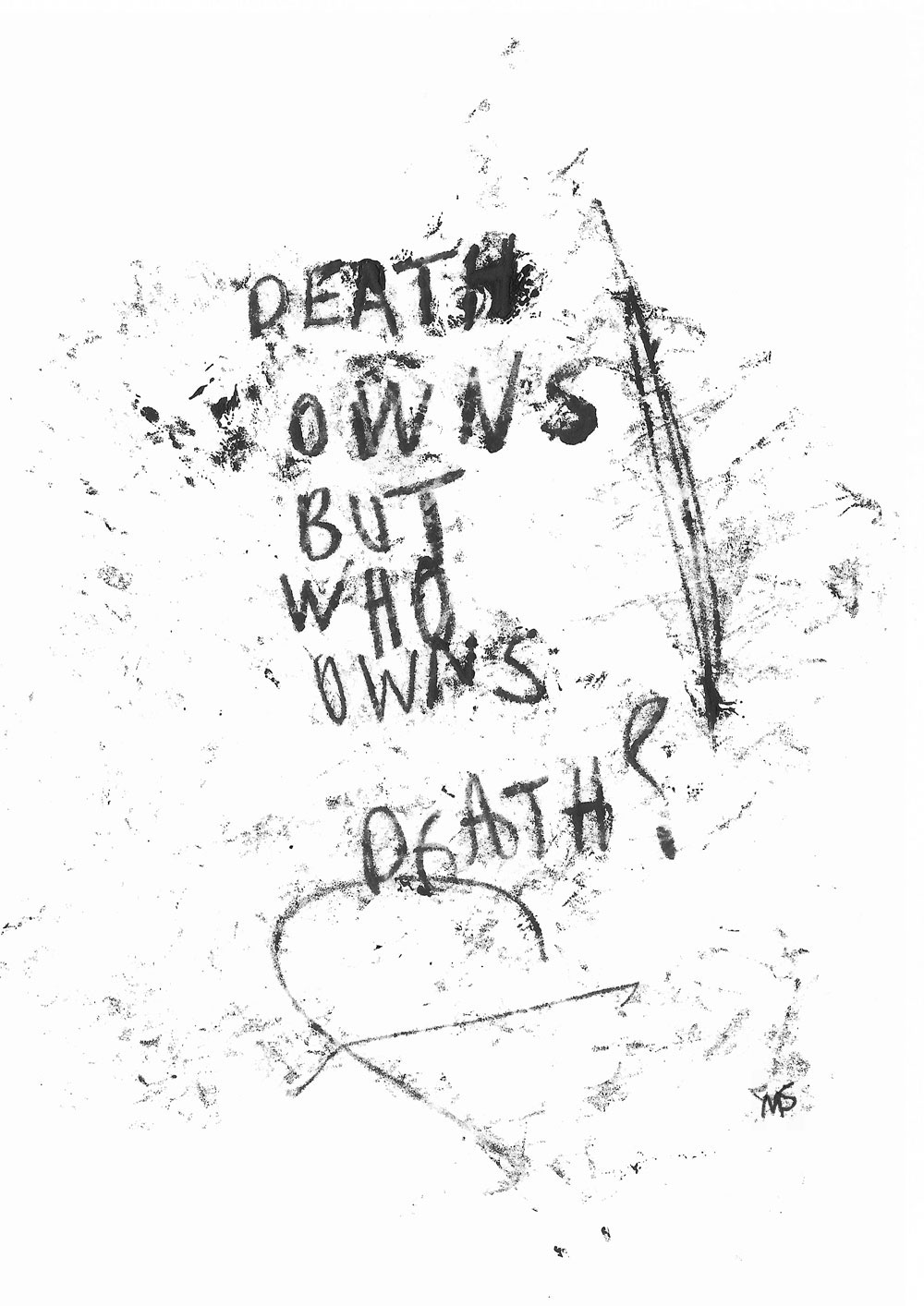 Melissa Spiccia | CONVERSATIONS WITH DEATH BUT WHO OWNS DEATH MELISSA SPICCIA