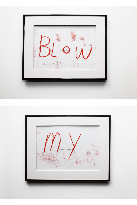 Melissa Spiccia | Beautiful Roses Quote Part 1 ( Blow My) Melissa Spiccia